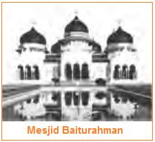 Mesjid Baiturahman termasuk peninggalan kerajaan aceh