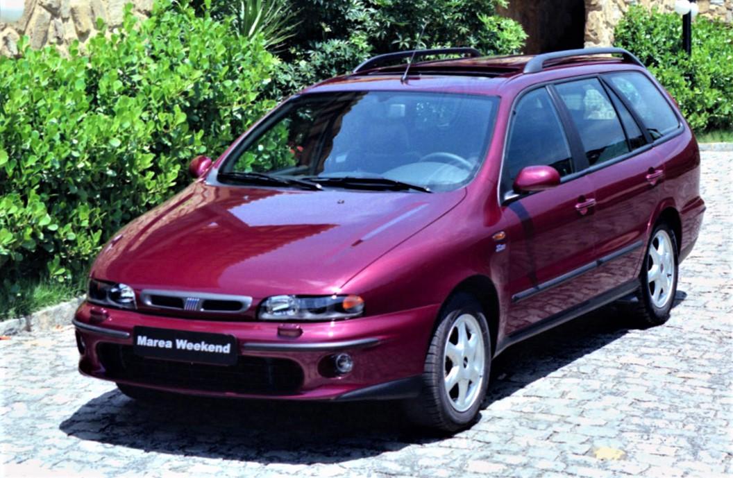0b0aade740d A história do Fiat Marea