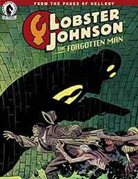 Lobster Johnson: The Forgotten Man