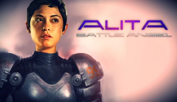 film fiksi ilmiah 2018 alita battle angel