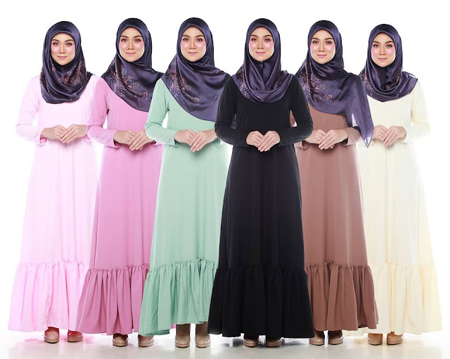 Lanafira Long Dress Mellisa