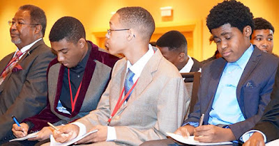 100 Black Men National Scholarship Awardees