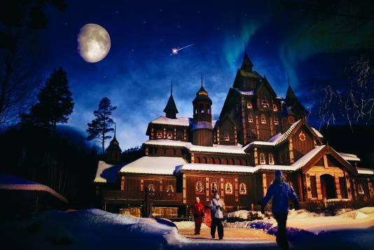 Lillehammer, sede de los Juegos Olímpicos de Invierno en 1994, es un lugar emblemático para los esquiadores