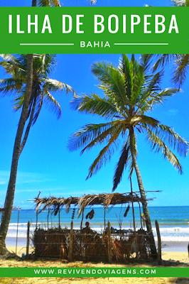 Ilha de Boipeba. Bahia.
