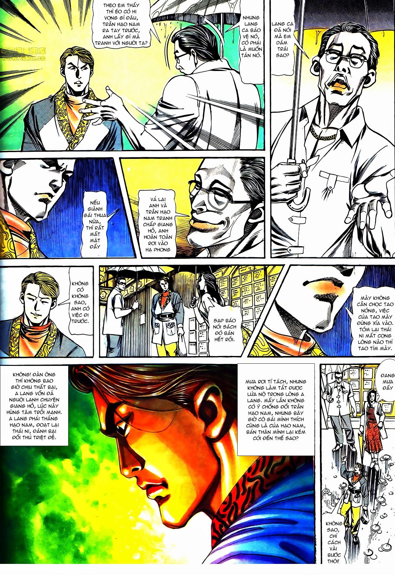 Người Trong Giang Hồ chapter 124: thập tam muội trang 16