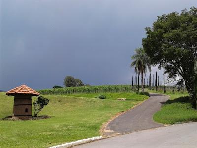 A pedida do domingo era almoçar no restaurante da Casa Geraldo, produtora de vinhos de mesa em Andradas, no sul de Minas Gerais. Depois de comer como um pedreiro, você se sente na Toscana por alguns instantes. Estava quente: mais de 30 graus Celsius, mas a brisa que vinha das nuvens prenunciava pancadas de chuvas.