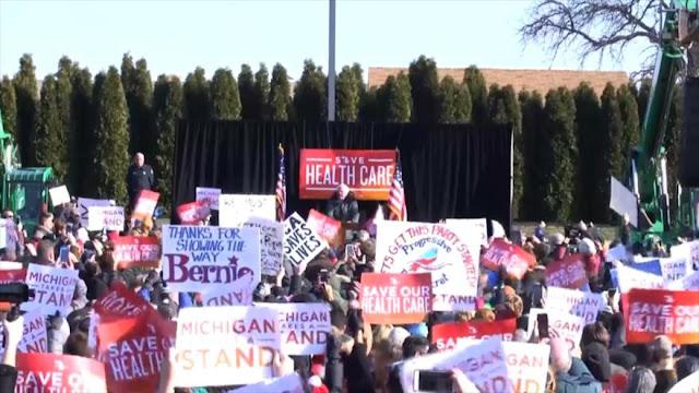Comienza nueva ola de protestas en EEUU a favor de DDHH