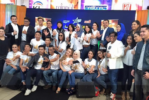 bintang rtm 2016, senarai 14 peserta bintang rtm 2016 tv2, pengacara, juri bintang rtm 2016, gambar bintang rtm 2016