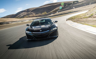 Honda NSX: Build Your NSX