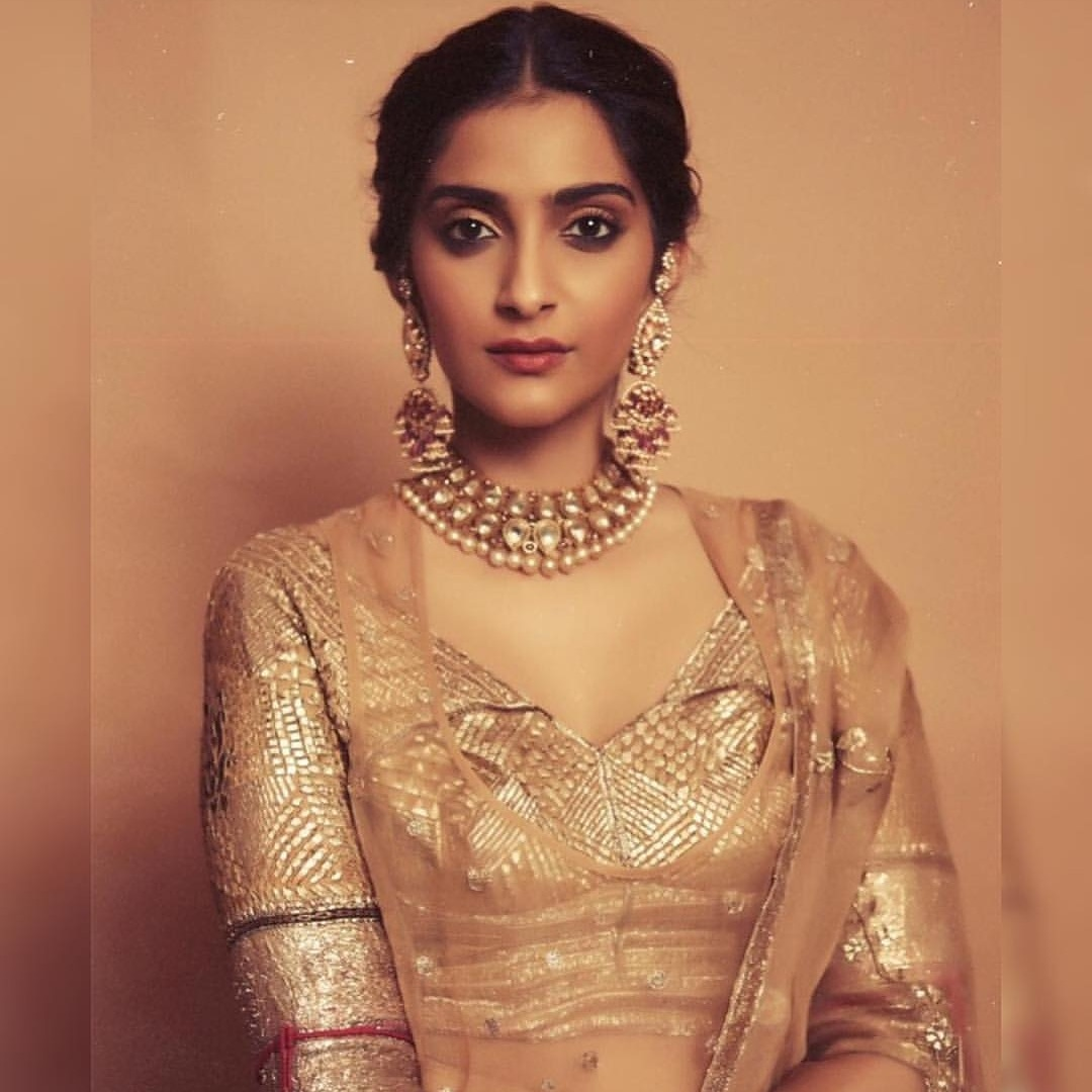 Sonam Kapoor Latest Jewellery