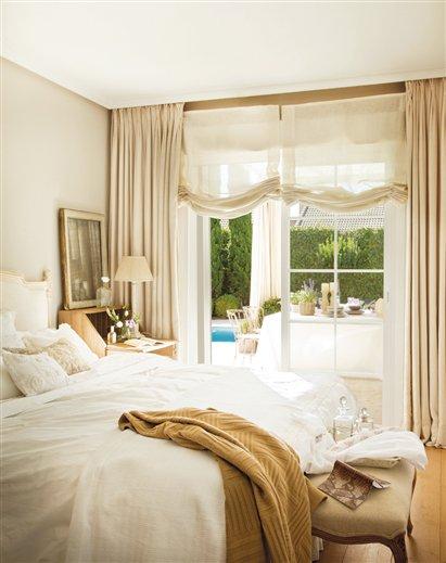 Disenyoss decoracion colocar bien la cama para descansar mejor - Como descansar mejor ...