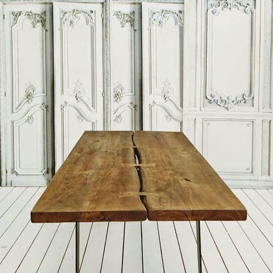 Graham and Green Dining Table