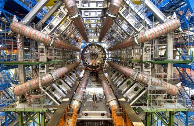 Physicists at the Large Hadron Collider Have Found Two New Particles