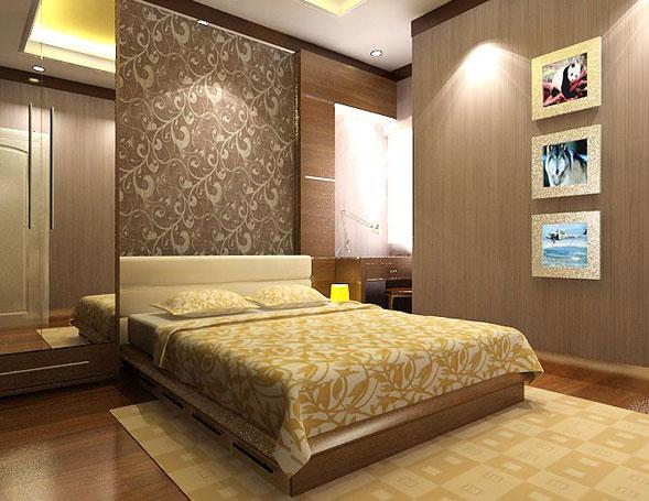 Desain Kamar Tidur Modern  Inspirasi Desain Rumah Minimalis Modern