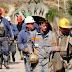 Bergbauindustrie hofft auf ein gutes Jahr