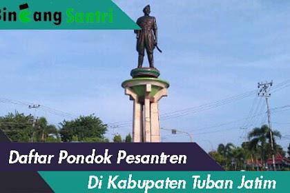 Daftar Pondok Pesantren Di Kabupaten Tuban