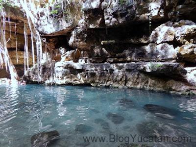 Cenotes Mexico Yucatan