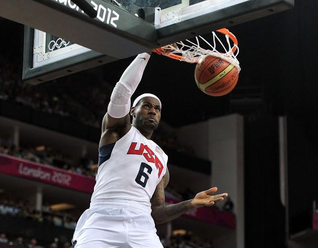 """La NBA tendrá """"embajada"""" en los Juegos de Río"""