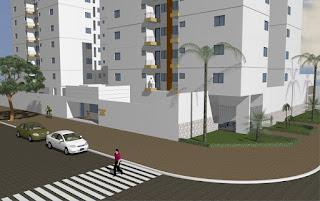 Condomínio edilício ou condomínio em edifício de apartamentos