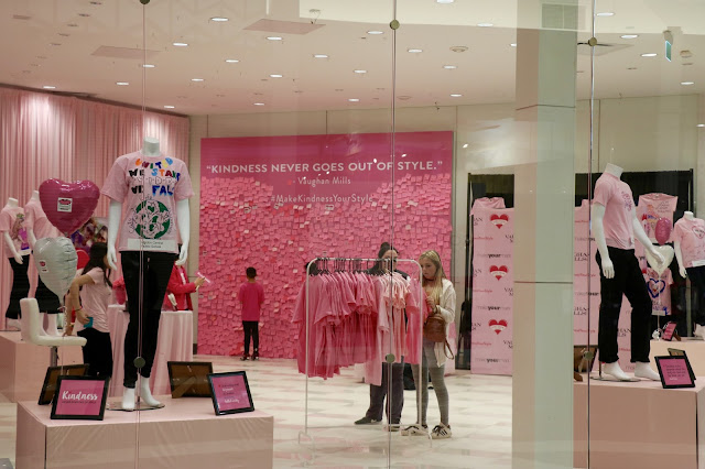 vaughan mills pink shirt day