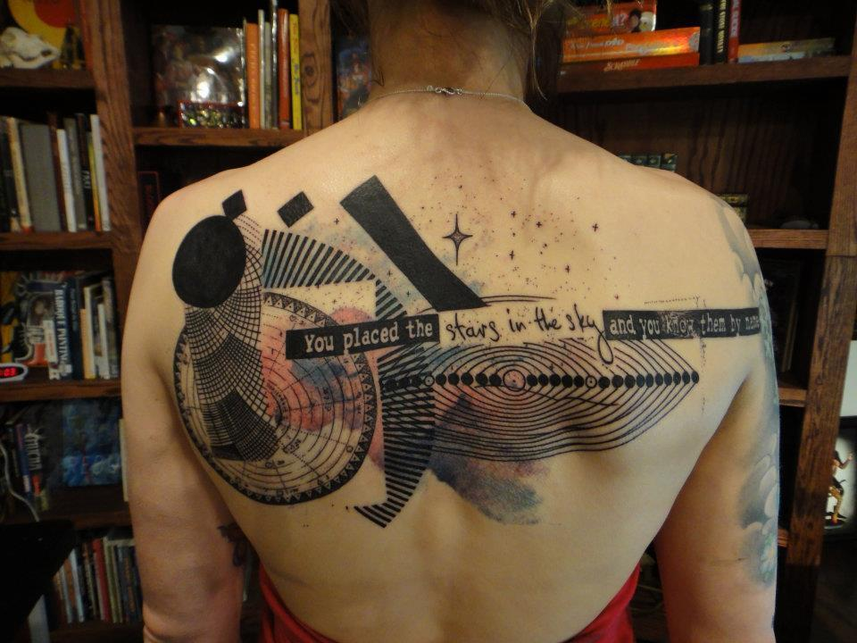 Masterpiece Tattoos From The French Tattoo Master Funny Pictures