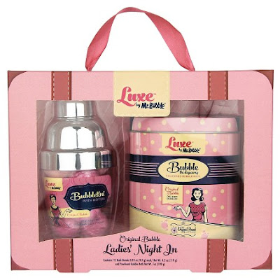 Luxe by Mr. Bubble Ladies' Night In Gift Set $8 (reg $12)