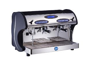 Máy pha cà phê Carimali Kicco 2 group