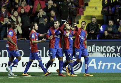 Levante Spanish Liga
