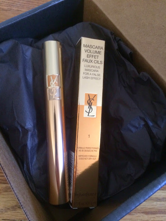 Small Town Mama: YSL Influenster VoxBox Review