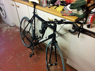 Stolen Bicycle - Ribble Custom