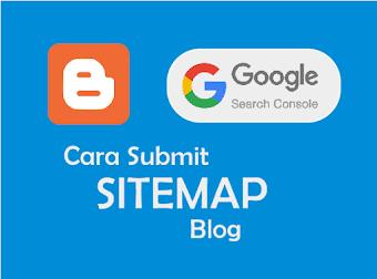 Cara Submit Sitemap Blog di Search Console versi Baru - Dasar Blogging