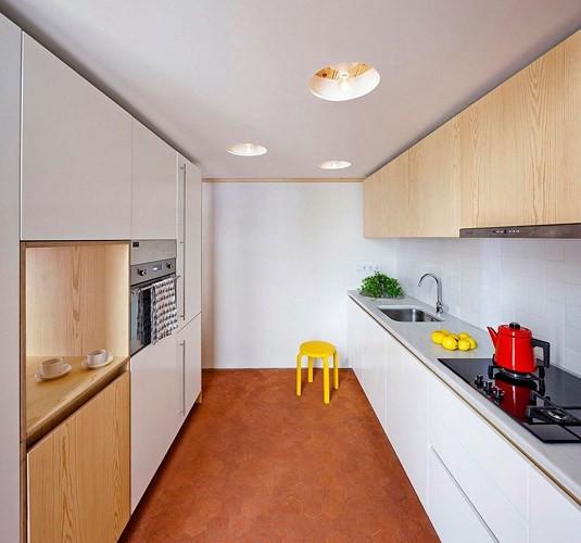 Không gian nội thất căn hộ 70m2 - Ảnh 6