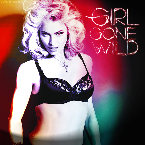 Madonna - Girl Gone Wild - YouTube