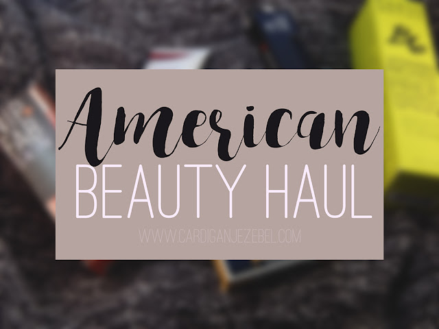 American Beauty Haul With Parcl