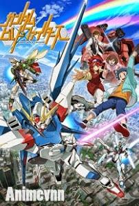 Cuộc Chiến Gundam 6 Năm Sau - Build Fighters Specials 2014 Poster