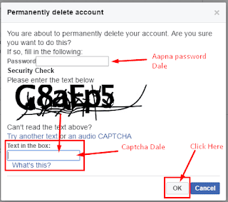 Facebook account delete,Link,method,kaise kare,