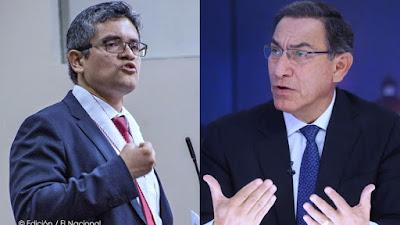 Domingo Pérez pide a Vizcarra respeto a la independencia de la administración de justicia