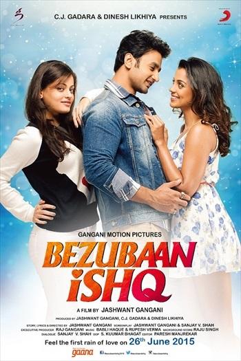Download Bezubaan Ishq 2015 Hindi 480p HDTV 350mb