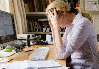 Tips Bekerja Agar Tidak Stress