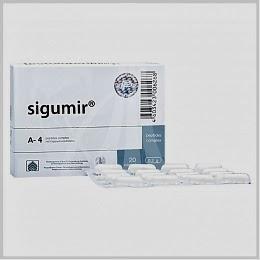 Пептидный биорегулятор Сигумир