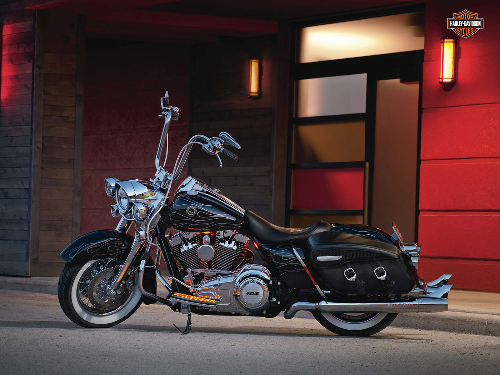 Motorcycles 2012 Harley Davidson Flhrc Road King Classic