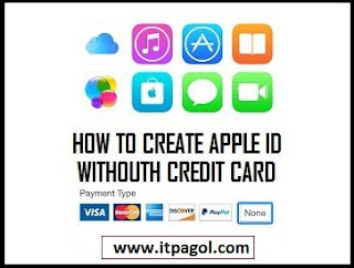 Create an Apple ID Without a Credit Card