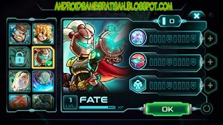 Adalah sebuah game RTS yang di kembangkan oleh Ironhide Game Studio Iron Marines apk + obb