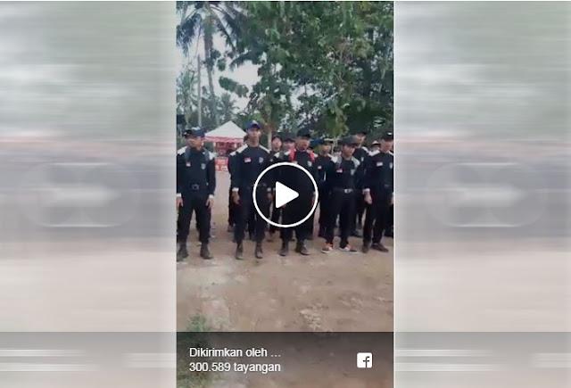 [Video Viral] Pasukan Mujahidin Indonesia Berangkat ke Rohingya