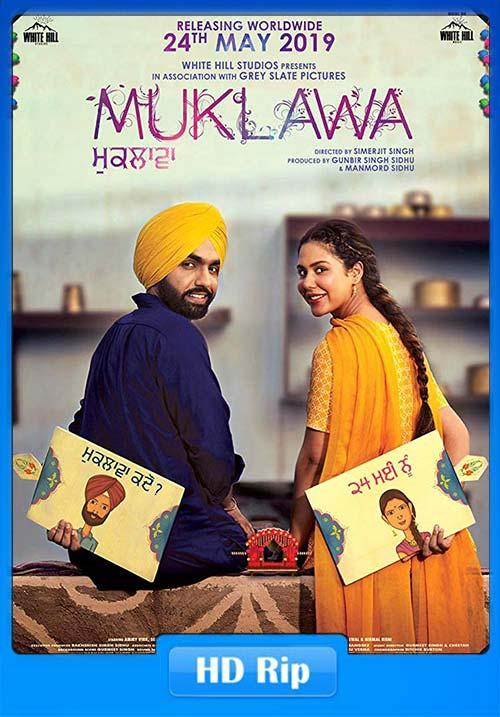 Muklawa 2019 WebRip Punjabi 720p ESub x264 | 480p 300MB | 100MB HEVC