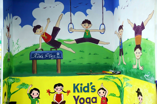 """ZIG ZAG ZOOM"" DELHI'S FIRST ACTIVITY CENTER PROMOTING PHYSICAL & MENTAL MILESTONES FOR KIDS"