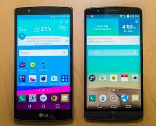 HP Android Layar 2K QHD Terbaik