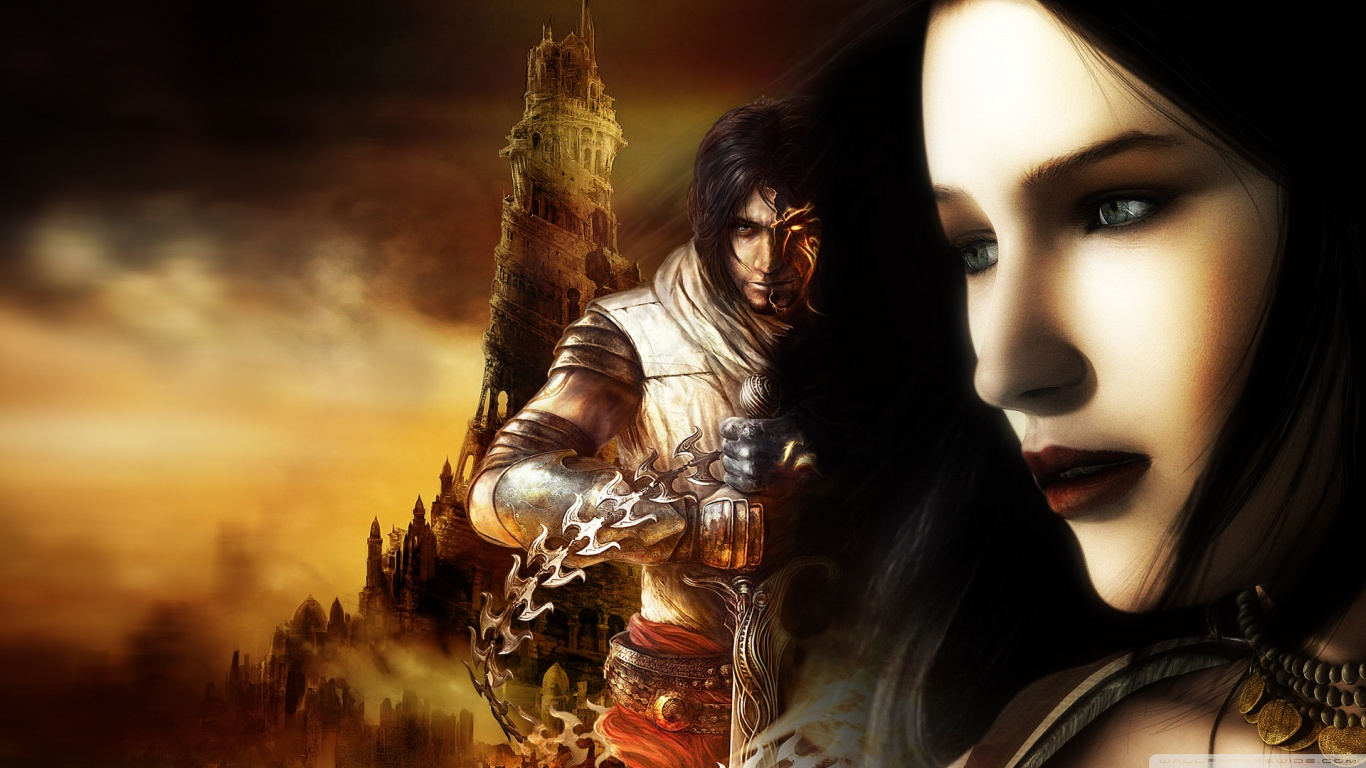 GaminGeneration: Prince Of Persia 1366x768 HD Wallpapers