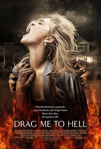 Drag Me to Hell Poster