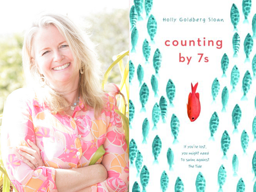 Holly Goldberg Sloan, author of Counting by 7s
